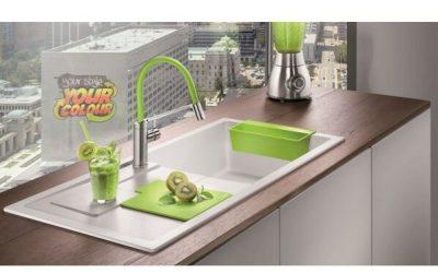 Vibráló színek a konyhában A BLANCO SITY XL 6