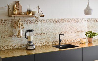 Legyen kreatív a konyhában Lechner üveghátfallal